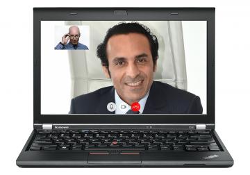 Conference videobellen software